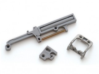 Механизъм за плавно прибиране на металбокс
