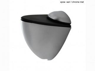 Pelican Small Shelf Support - matte chrome