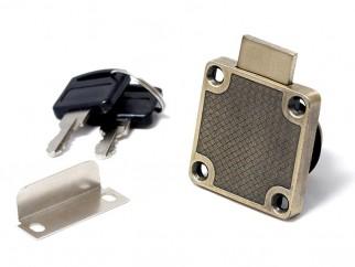 Мебелна ключалка KM-138-AB