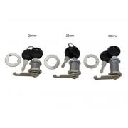 Ключалки за мебели с въртящ език KM-103