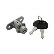 Ключалка за мебели с пуш бутон KM-105