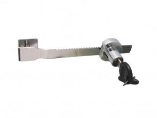 Kлючалка за плъзгащи стъклени витрини 318