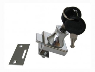 407 Lock For Glass Door