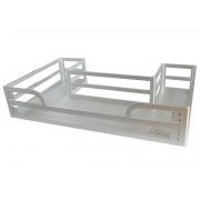 Кухненски кош за вграждане в шкаф под мивка KAMA - 764 мм