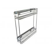 Кухненски кош за вграждане в шкаф KAMA 9002