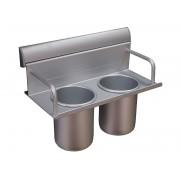 Алуминиева поставка за кухненски прибори KAMA 1005