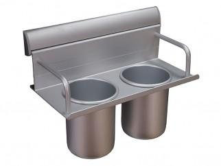 KA-1005 Aluminium Kitchen Rack