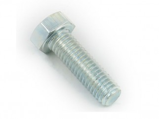 M5 Hex Head Full Thread Bolt - M5 x 16 mm