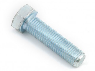 M16 Hex Head Full Thread Bolt - M16 x 60 mm