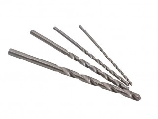 DIN 340 Extra Long HSS Drills For Metal