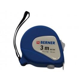 Ролетка за измерване Berner - 3 метра