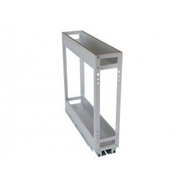 Алуминиев кош за вграждане - 150 мм