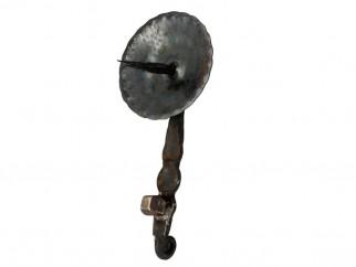 Чукало за порта от ковано желязо
