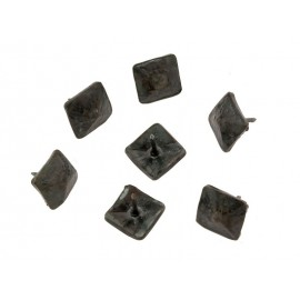 Декоративен кабър от ковано желязо - Пирамида