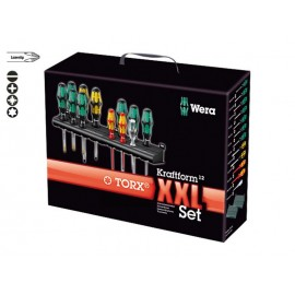 Wera Kraftform Plus XXL TX Screwdriver Set