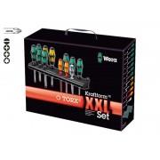 Комплект отвертки Wera Kraftform Plus XXL TX