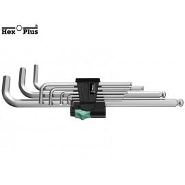 Wera 950 PKL/9 SM L-key Set