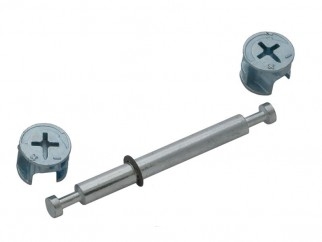 SEM-MF-CF074 Minifix Double-ended Bolt With Two Cams