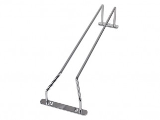 Single Steel Glass Holder