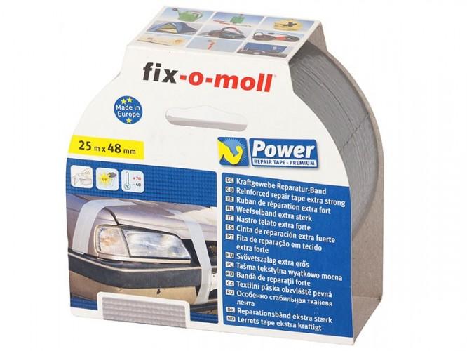 Водоустойчива лепенка за ремонтиране Fix-o-moll Power Tape