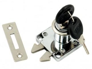 Ключалка за мебели с плъзгащи вратички KM-202