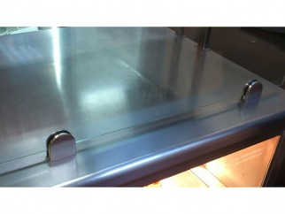 Рафтоносач за стъкло J78 - хром