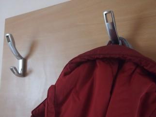 Мебелна закачалка Z-007 - Хром