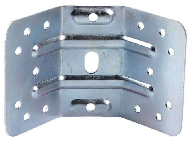 Метална ъглова свързваща планка за маса