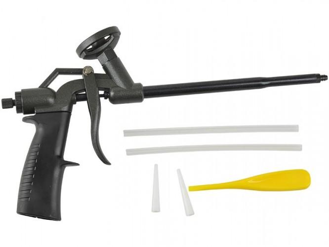 Метален пистолет за полиуретанова пяна Soudal