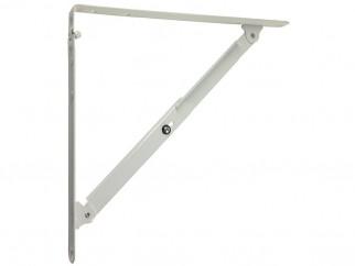 Lightweight Folding Shelf Support