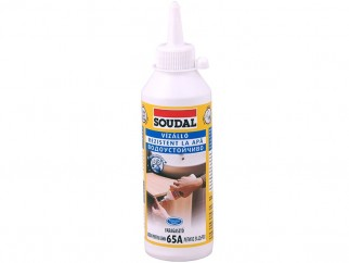 Soudal 65A Waterproof Wood Glue - 250 gr