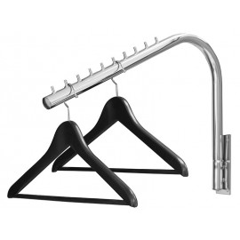 Rotating Wardrobe Clothing Hook