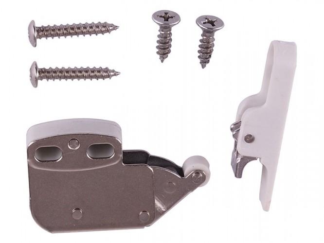 Ролков шнапер с пружинен механизъм - никел