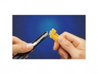 Макетен нож OLFA Standard Duty 180 Black