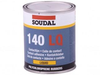 Неопреново контактно лепило Soudal 44A