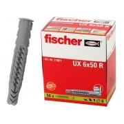Универсални дюбели с широка периферия Fischer UX R
