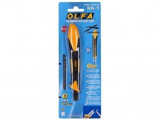 Макетен нож OLFA Standard Duty XA-1 - 9 мм