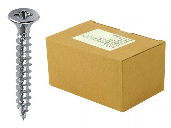 Винтове за дърво KAMA PZ - 5.0 мм, Кутия