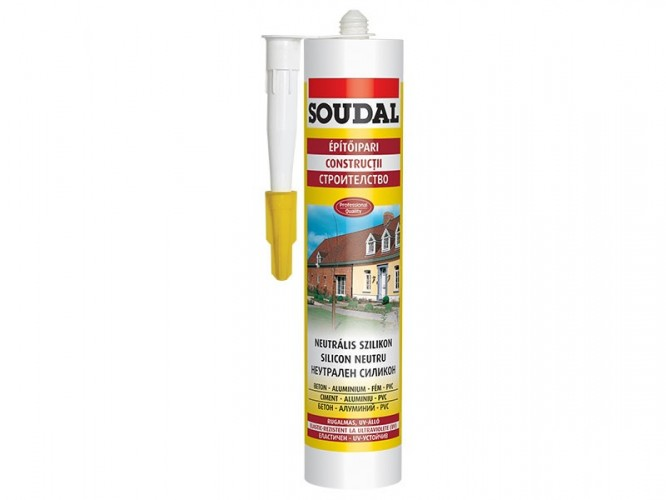 Неутрален силикон SOUDAL