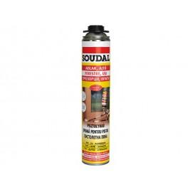 Пистолетна полиуретанова монтажна пяна Soudal