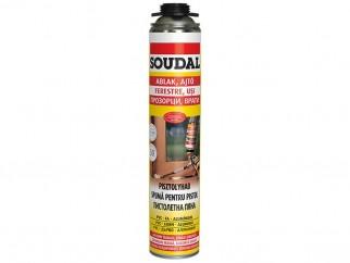 Пистолетна полиуретанова пяна Soudal