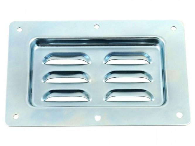 Стоманена вентилационна решетка Adam Hall 8791