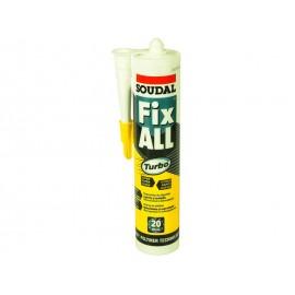 Soudal Fix All Turbo Super Fast Adhesive Sealant