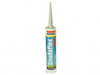 Полиуретаново лепило-уплътнител К+Д Soudal Soudaflex 40 FC - 310 мл, Сив