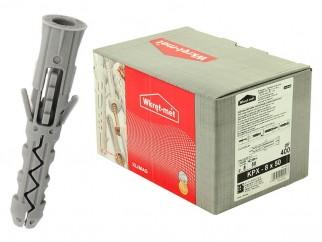 Wkret-met KPX 3-way Expansion Plugs - 8 x 50 mm