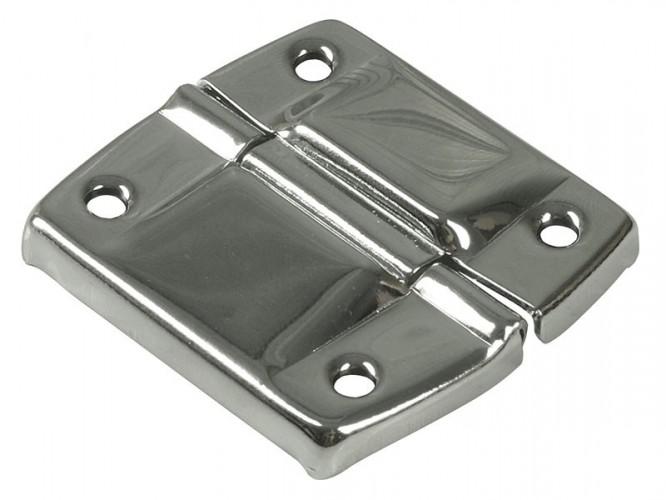 Метална панта за капаци на кутии с вградена подпора Adam Hall 2508