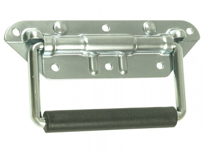 Метална дръжка с пружина за тонколони и кейсове Adam Hall 34482