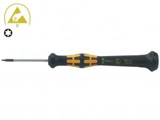 Wera Kraftform Micro 1567 Torx Screwdriver - TX-4