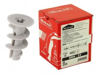 Wkret-met DRN-23 Plasterboard Nylon Plugs