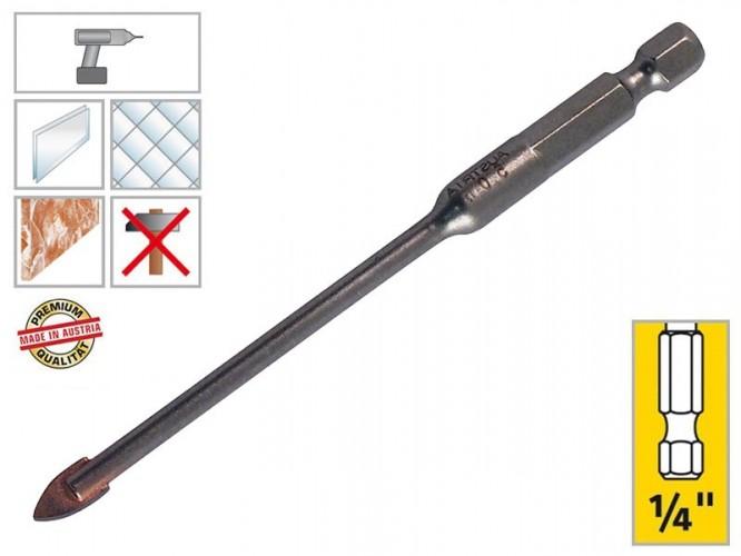 Alpen Profi Glass Drill Bit - 5 mm